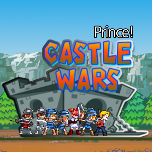 Castlewars Prince LOGO-APP點子