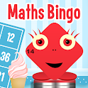 Squeebles Maths Bingo icon