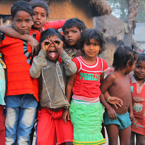 Childhood!! by Arnab Choudhury - Babies & Children Child Portraits