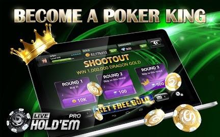 Live Hold'em Pro – Poker Games Screenshot 39