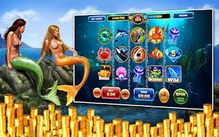 Screenshot of Ocean FREE SLOTS Vegas Pokies