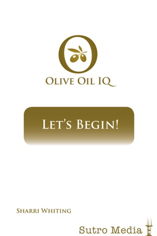 Olive Oil IQ - screenshot