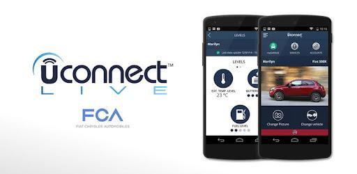 app uconnect live