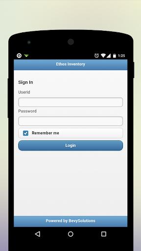 Ethos Onyx SmartApp