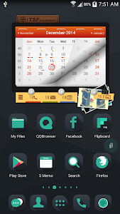 TSF Shell Green Theme Prime v3.1