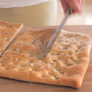 Flatbread with Rosemary and Olive Oil