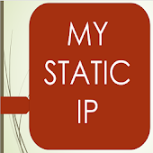 MY STATIC IP