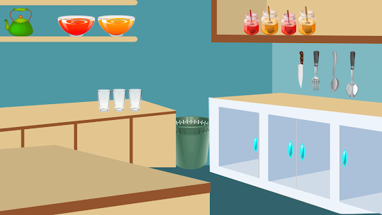 Jeu de nettoyer cuisine applications android sur google play for Cuisine 0 gachis