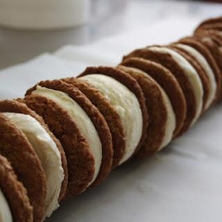 Jeni Britton Bauer's Oatmeal Cream Sandwiches