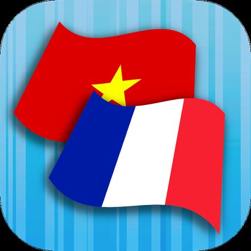 French Vietnamese Translator Icon