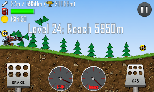 Hill Climb Racing - screenshot thumbnail
