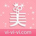 美容室・ヘアサロン検索&予約 / 美美美コム icon