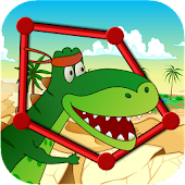 Dino Dots Connect for Kids