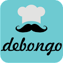 Debongo Restaurant Finder icon