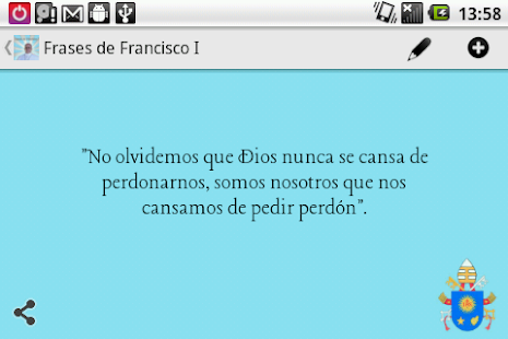 Frases del Papa Francisco - screenshot thumbnail