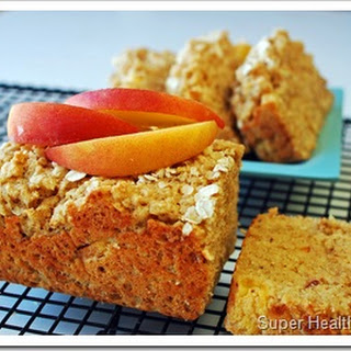 Peach Crisp Bread.