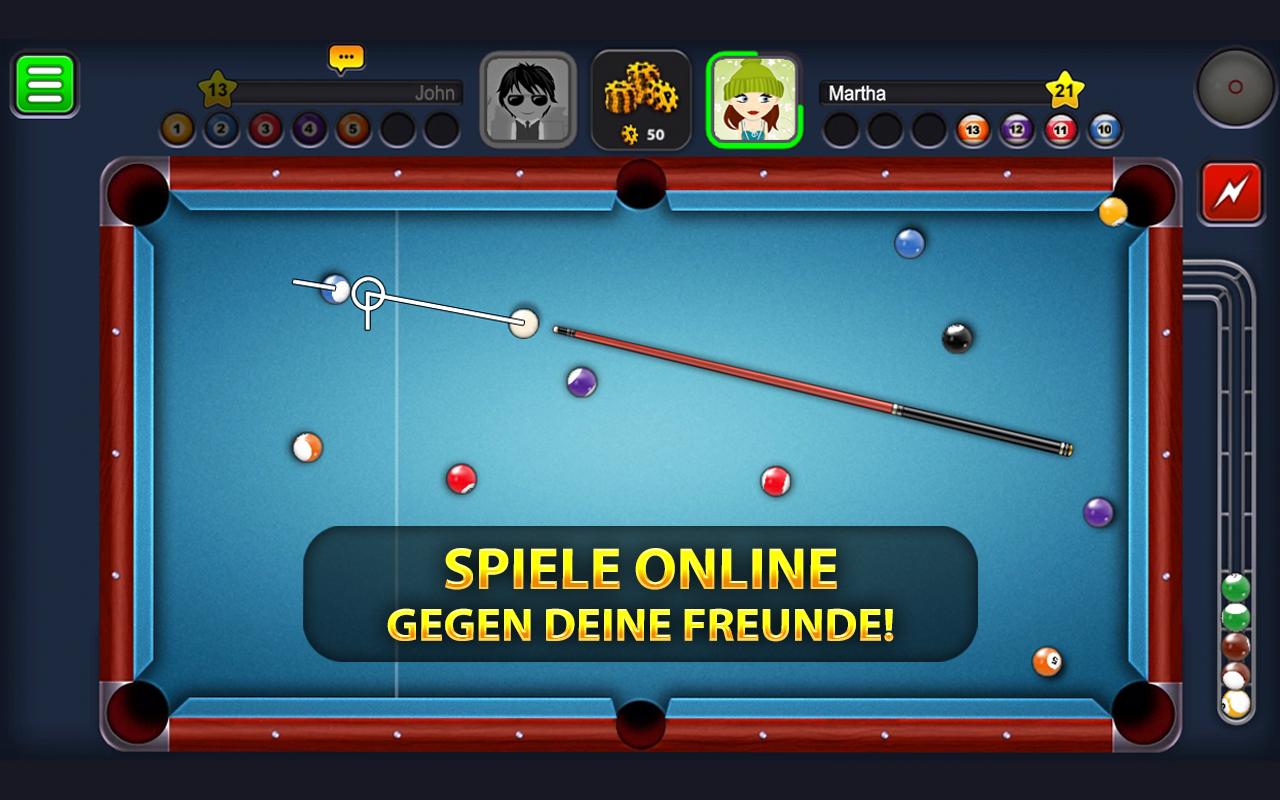8 ball pool spiele