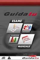 Screenshot of GuidaTu Quiz Patente e Manuale