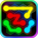 Flow Free Crystal-made by fans icon