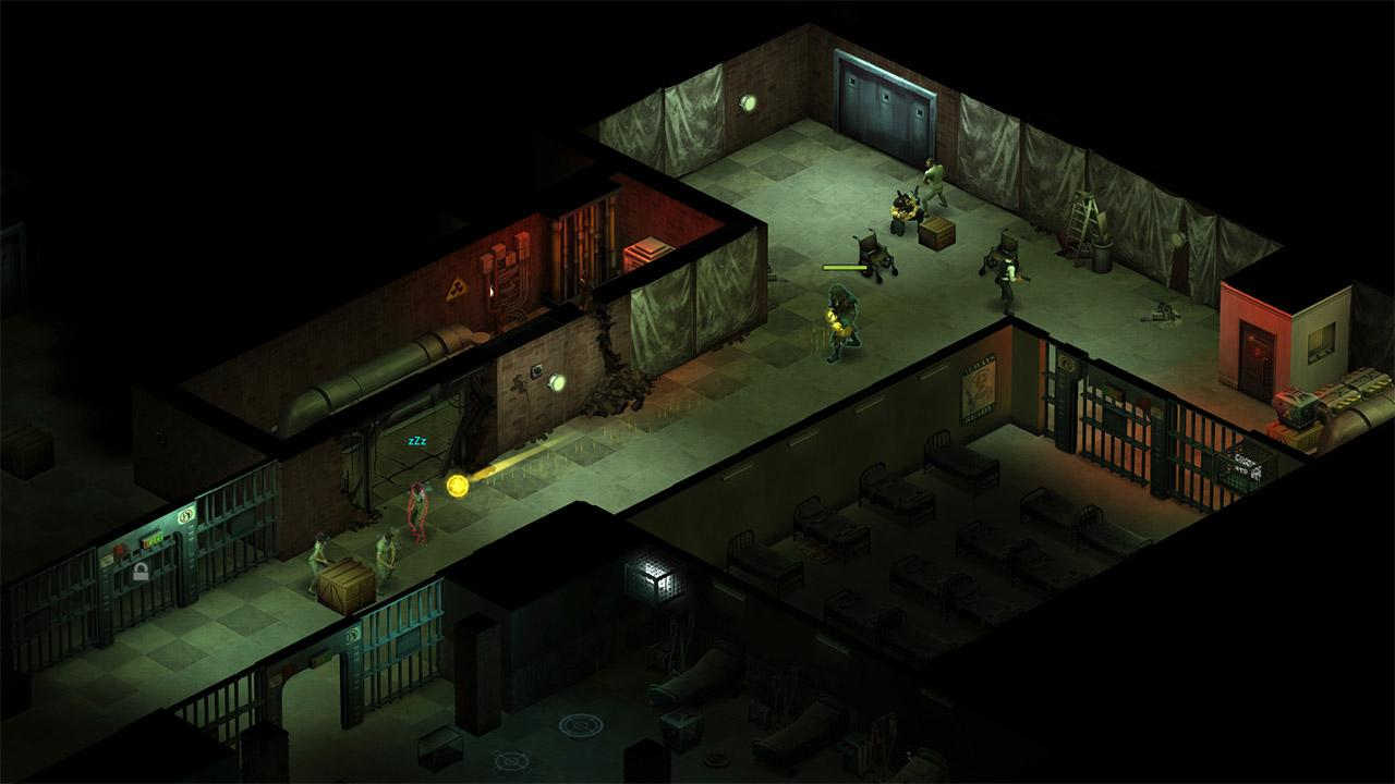 Shadowrun Returns- screenshot