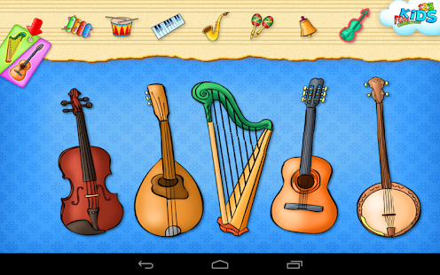 123 Kids Fun MUSIC Free - screenshot thumbnail