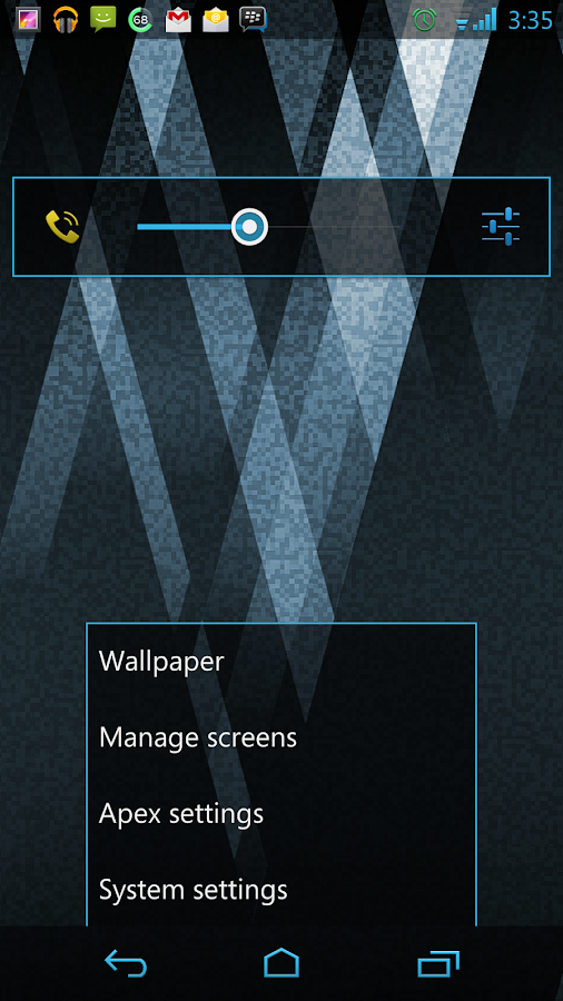 Vivid Holo CM11 AOKP Theme - screenshot
