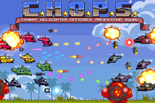 C.H.O.P.S. - War Choppers Game