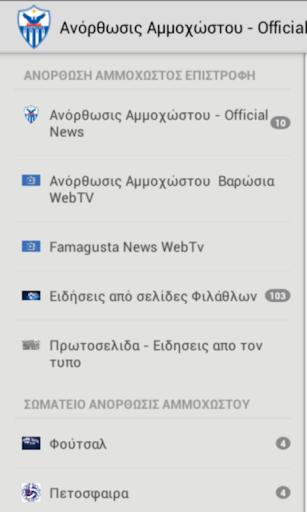 Anorthosis Famagusta news