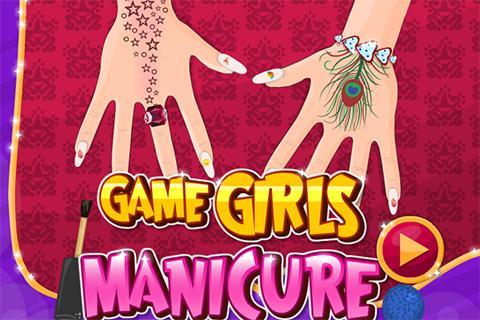 Game Girls Manicure