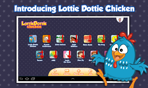 Lottie Dottie Chicken - screenshot thumbnail