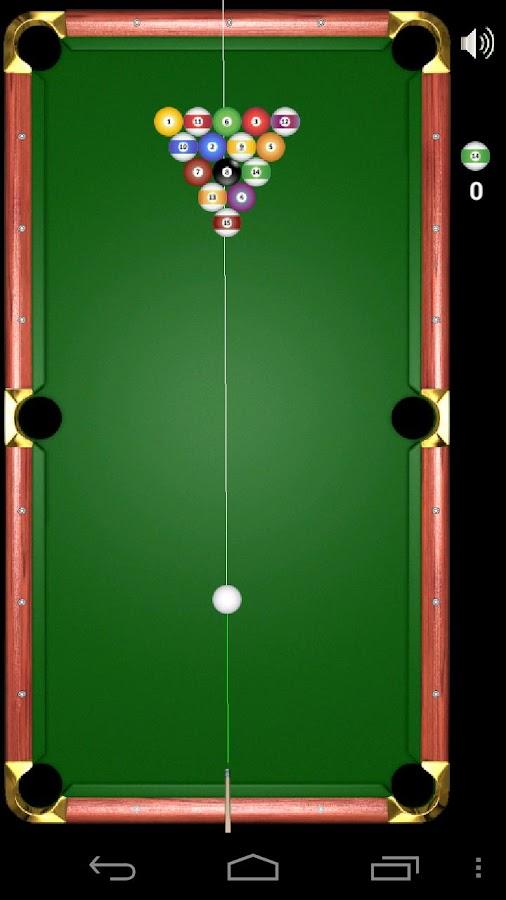 Pool HD- screenshot