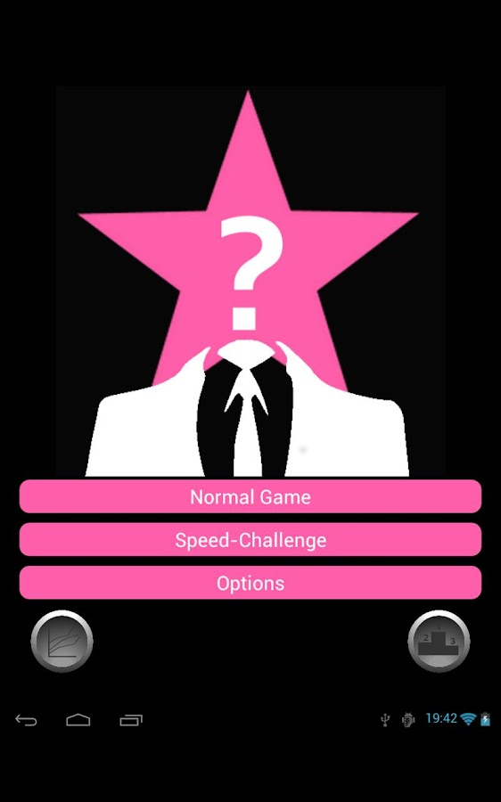 Celebs Quiz 2013 - screenshot