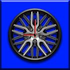 Touring Rim Clock Widget icon