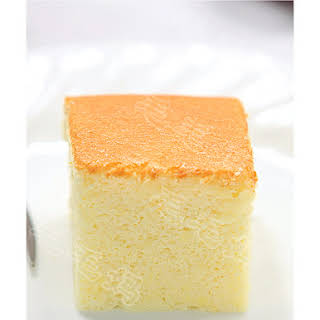 Soft and Fluffy Cheesecake.