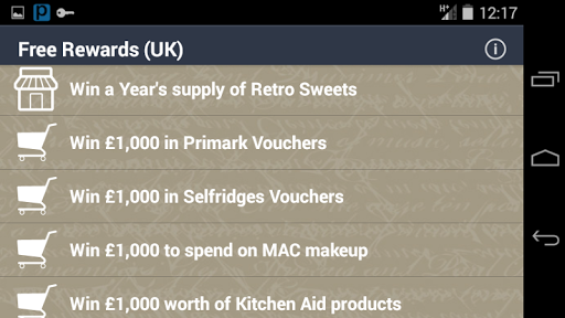 免費生活App Free Rewards (UK) 阿達玩APP