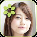 Japanese hair salon icon