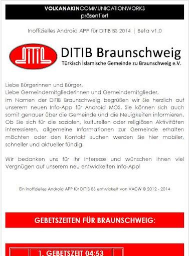 DiTiB Braunschweig e.V.