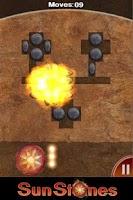Screenshot of Sun Stones