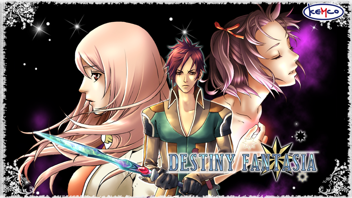 RPG Destiny Fantasia - KEMCO- screenshot