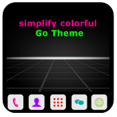 simplify colorful Go Theme