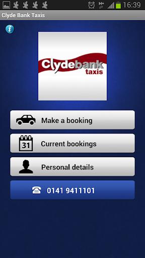 【免費交通運輸App】ClydebankTaxis-APP點子
