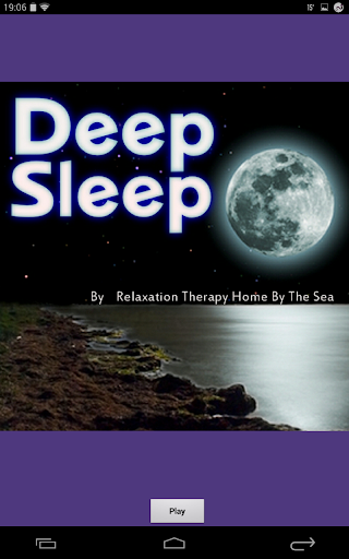 Deep Sleep Relaxation Therapy