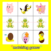 Match 3 Games Animals