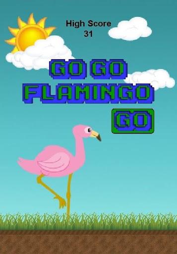 Go Go Flamingo