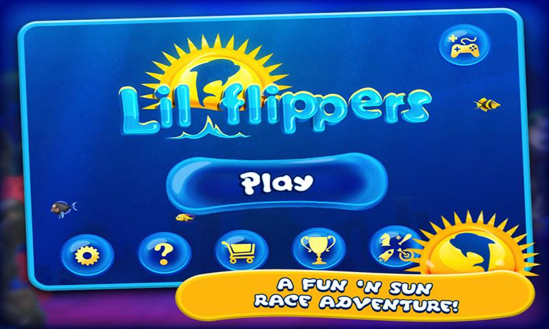Lil Flippers - screenshot