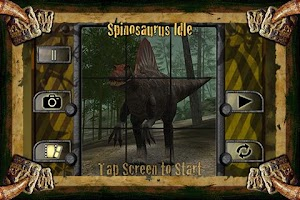 Screenshot of Dinosaur Slider