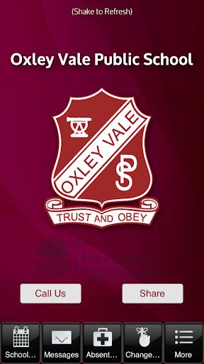 Oxley Vale Public School