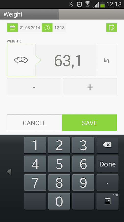 weight manager scaless android apps on google play
