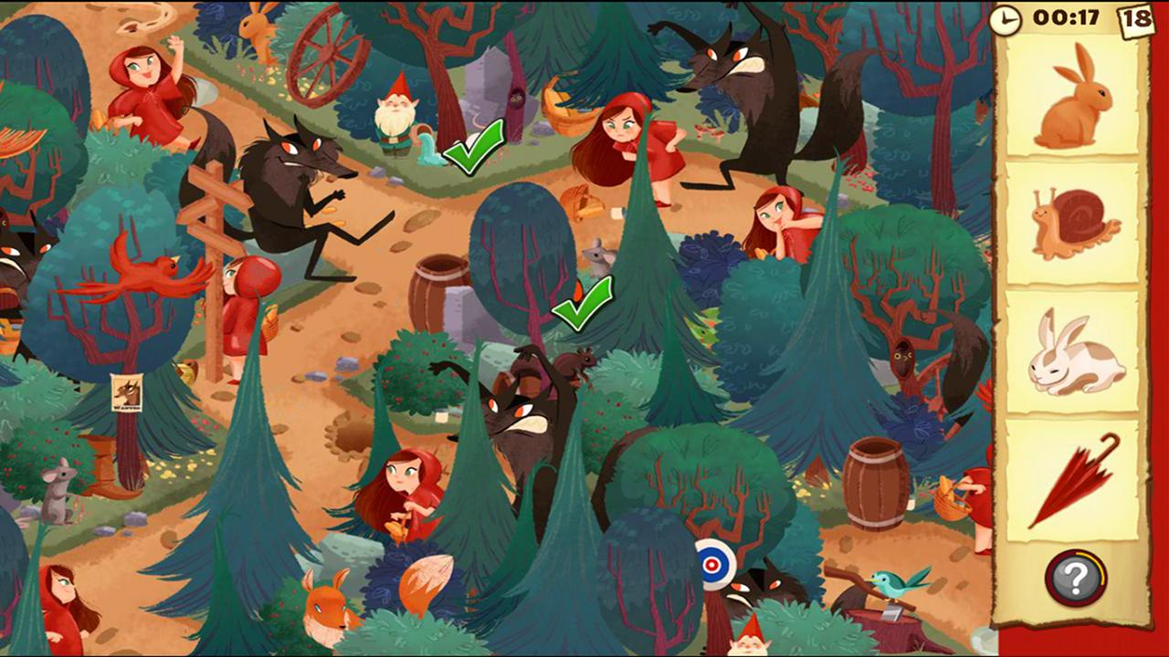 Red Riding Hood Lite - screenshot