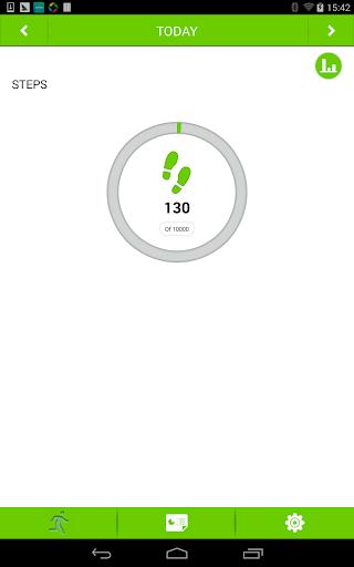Craig Activity Tracker Screenshot